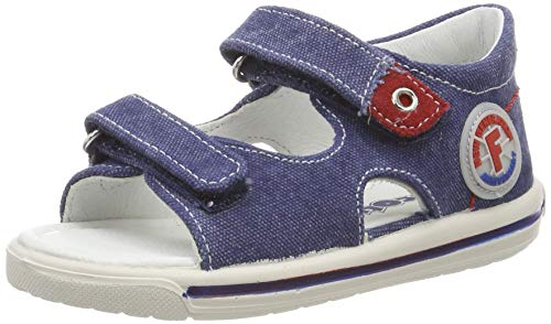 Falcotto Nemo, Sandali Bambino, Blu (Jeans 0c06), 22 EU
