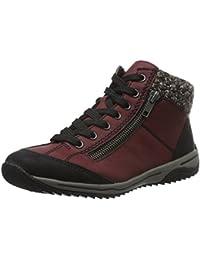 Rieker L5223 - Zapatillas Deportivas Altas de Material sintético Mujer