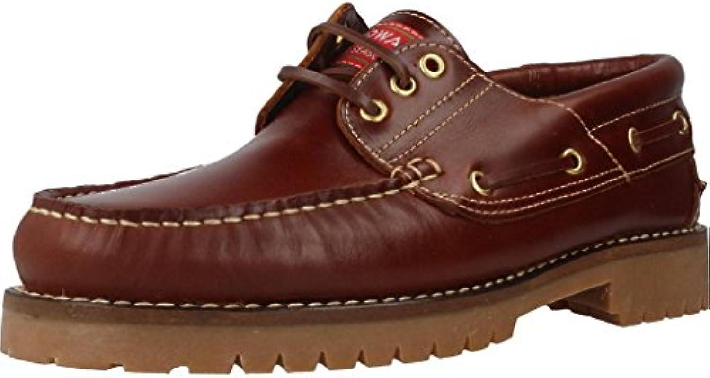 Náuticos para Hombre, Color marrón, Marca Edward's, Modelo Náuticos para Hombre Edward's 1400 Marrón