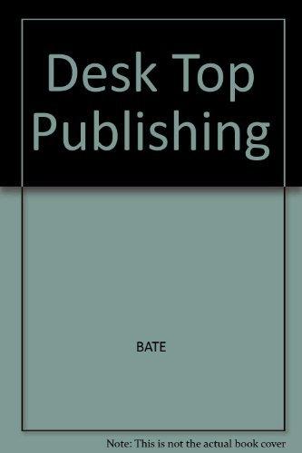 Desktop Publishing -