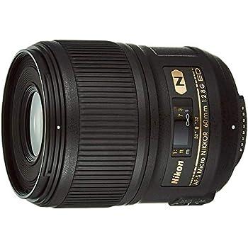 Nikon AF-S Micro 60mm F2.8 G - Objetivo con Montura para Nikon ...