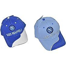 ssc napoli Cappello Calcio Bimbo Mare Piscina Montagna 2 colori ANAPOLI81488 7e5f6c8b5363