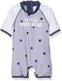 Combinaison Maillot Anti-UV - Bébé - Garçon - Little Rock Star - Elly La Fripouille