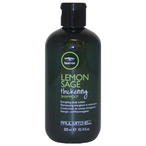 Paul Mitchell - Shampoo Tea Tree Lemon Sage Thickening - Linea Tea Tree Lemon Sage - 300ml