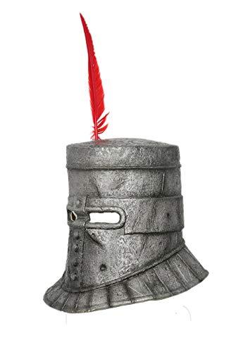 Solaire Helm Halloween Cosplay Kostüm Erwachsene Spiel Dark Silber Grau Voller Kopf Latex Maske Fancy Dress Costume ()