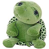 Juguete con diseño de tortuga de peluche, para regalo de Navidad o cumpleaños, con