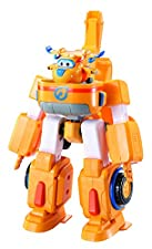 Super Wings Deluxe Transforming Vehicle Donnie