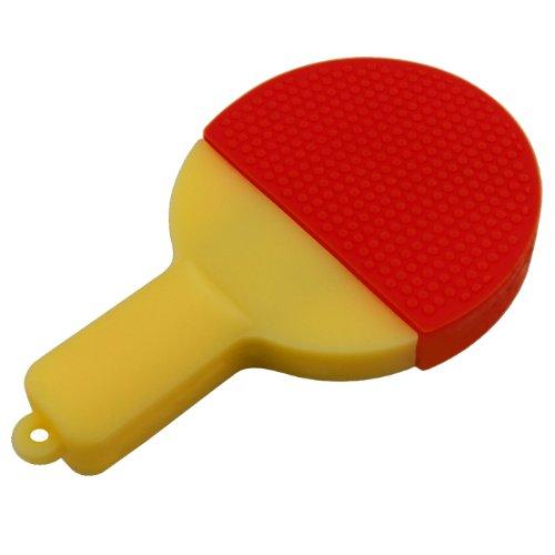 no14200080008-cl-usb-8go-flash-drive-raquetta-de-tennis-ping-pong-rouge-3d-figure