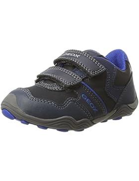 Geox Jr Arno a, Zapatos de Cordones Oxford para Niños