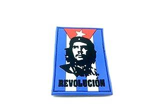 Che Guevara Révolution Airsoft Patch en PVC