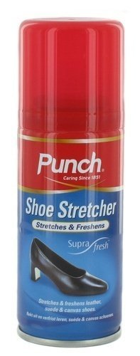 Price comparison product image Punch Stretch leather care spray,  for stretching pinching shoes / trainers / boots