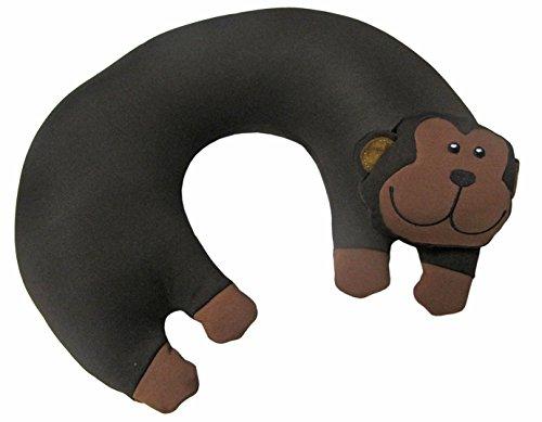 Up Head Rest Blow (Unicom Monkey U Kissen, braun)