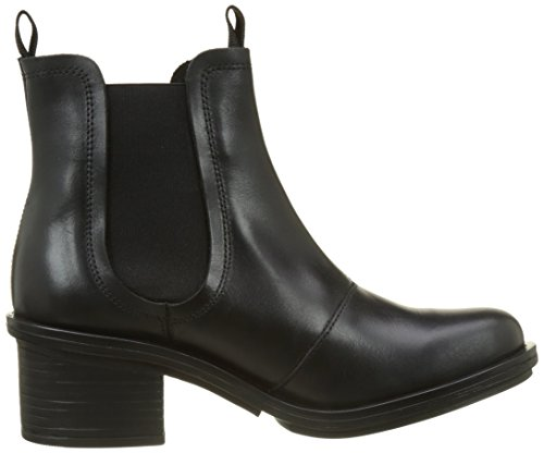 Fly London Coop043fly, Stivali Chelsea Donna Nero (Black)