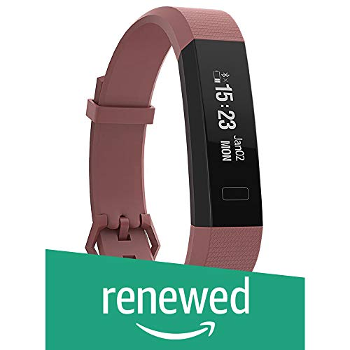 (Renewed) Boltt Beat HR Fitness Tracker with 6  Months Personalized Health Coaching (Deep Red)