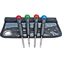 Silverhill Tools Werkzeugset für Playstation 3, 4-teilig