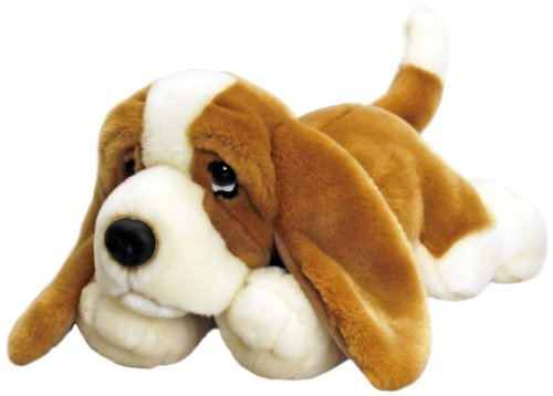 Keel Toys SD4571 - Peluche, Cane bassotto, 30 cm