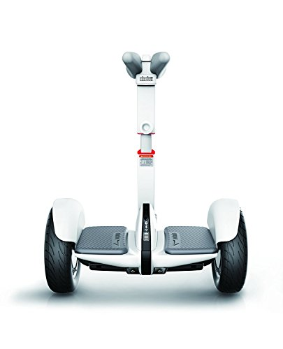 Ninebot by selbstbalancierender MiniPro 320, Scooter Elektro unisex-adulto M Bianco - 4