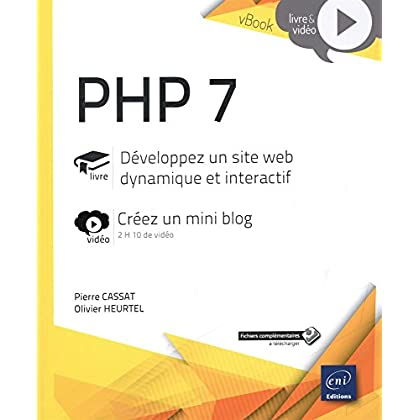 PHP 7 - Développez un site web dynamique et interactif - Complément vidéo : Créez un mini blog
