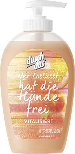 Duschdas Flüssigseife Vitalisiert Pumpspender, 6er Pack (6 x 250 ml)