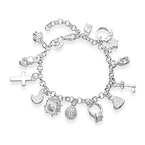 Loveface New Fashion Chinese Style Design Pendant Bracelet by LoveFace