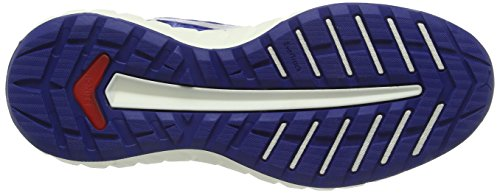 Puma Unisex-Erwachsene Ultimate Ignite Pwrcool Laufschuhe Blue (Surf The Web/Puma Silver)