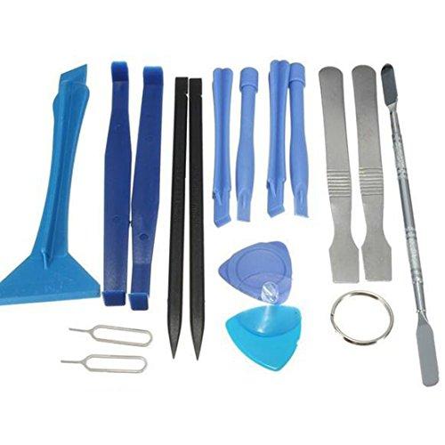 Schraubendreher-Set Reparatur-Öffnungs-Werkzeug-Set Schraubendreher-Set für Handy 7 Plus, Tablets, PC, Smartphone (wie abgebildet)