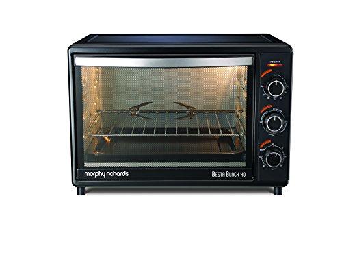 Morphy Richards OTG Besta 40-Litre Oven Toaster Grill (Black)