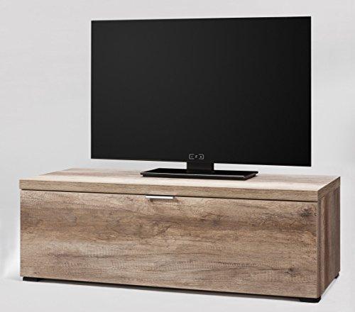 CS Schmalmöbel 45.150.150/009 TV-Board Cleo Typ 10, 109 x 50 x 38 cm, wildeiche - 2