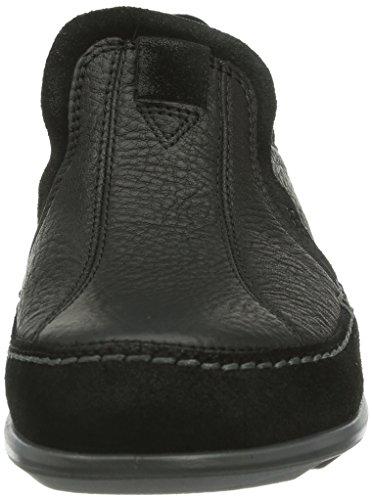 Ecco ECCO CAYLA, Damen Slipper, Schwarz (BLACK/BLACK51052), 39 EU (6 Damen UK) -