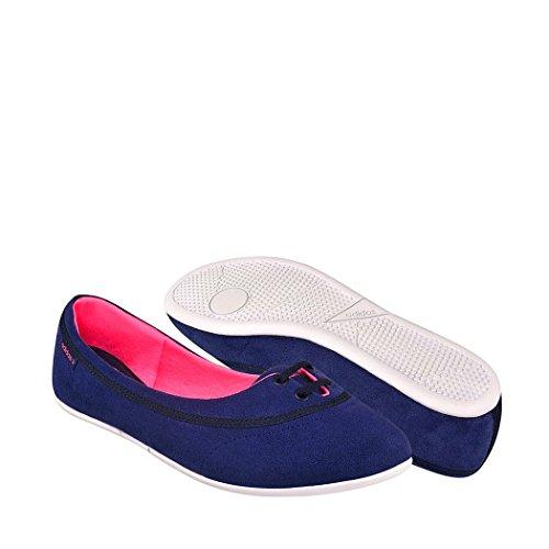 adidas Neolina W, Baskets Basses Femme Bleu Marine