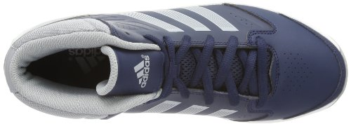 adidas Isolation, Chaussures de running entrainement homme Multicolore - Varios colores (Collegiate Navy / Mid Grey S14 / Running White FTW)
