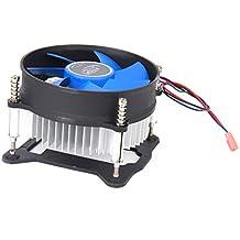 Cpu Cooler Disipador Térmico Del Ventilador De 65w Intel Socket LGA 1155/1156 Core I3 / I5 / I7