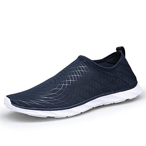 FUSHITON Hommes et Femmes de Marche Multifonctionnel Sports Sneakers Chaussures à Eau à Séchage Rapide pour Nager la Marche Yoga Lake Beach Garden Park Conduite canotage