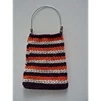 bolso de crochet (ganchillo)