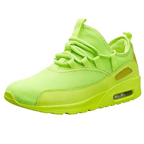 Unisex Damen Herren Laufschuhe Schnür Sneaker Sport Fitness Turnschuhe Sportschuhe Turnschuhe Fitness Air Leichte Schuhe By Vovotrade