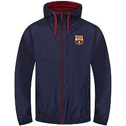 FC Barcelona - Chaqueta cortavientos oficial - Para hombre - 3XL