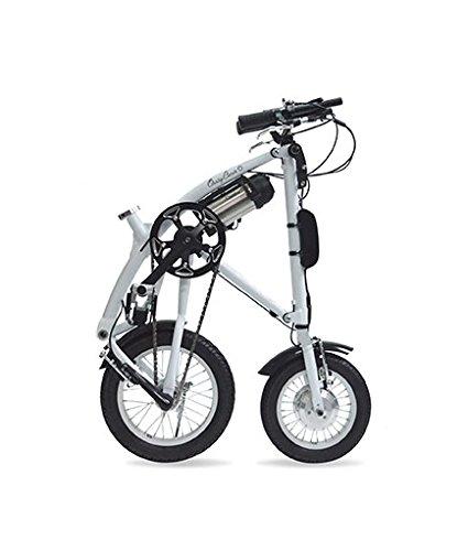 Ossby Curve On - Bicicleta plegable eléctrica,