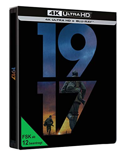 1917 (4K UHD Steelbook + 2D Blu-ray - exklusiv bei Amazon.de) [Blu-ray]