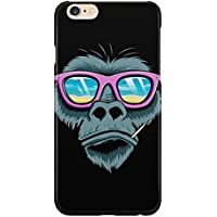 Cover Custodia Protettiva Scimmia Monkey Animal Sunglasses Ochiali Island Isola Swag Hipster Case Iphone 4/4S/5/5S/5SE/5C/6/6S/6plus/6s plus Samsung S3/S3neo/S4/S4mini/S5/S5mini/S6/note