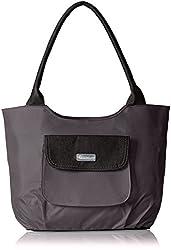 Fantosy Women's Handbag (fnb-117, Grey )