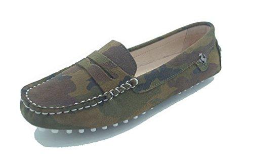 Chiusa Donna Punta Verde Minitoo Militare xzwC0WW5q6