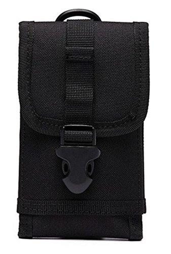 5 All Sling-Rucksack Sling Bag Taschen Handy Tasche Outdoor Sports Camouflage Trekkingrucksack als Radfahr Jogging-Rucksack