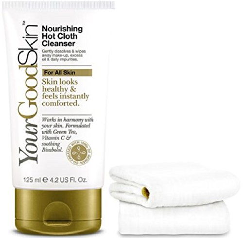 YourGoodSkin Nourishing Hot Cloth Cleanser 125ml (Fragrance Free)