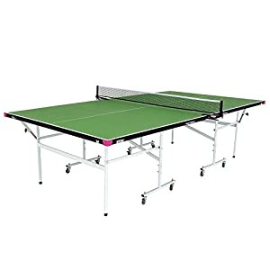 Butterfly Fitness Rollaway Tennis Table Review 2018 by Butterfly
