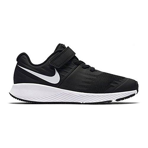 Nike NIKE Star Runner (PSV)–Chaussures de running, enfant, noir (Black/white-volt)
