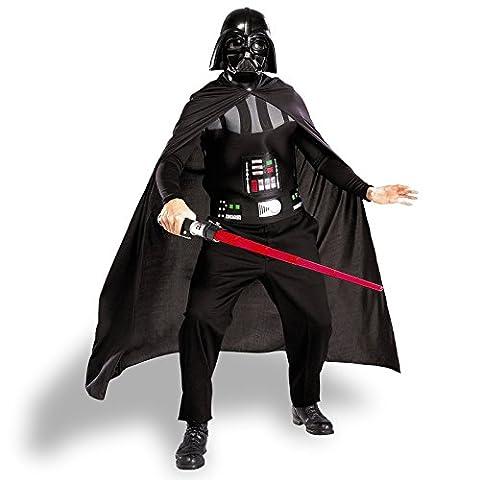 Star Wars Darth Vader für Star Wars Kostüm und Darth Vader Kostüm für Erwachsene (Wookie Jedi Kostüm)