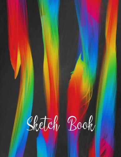 """Sketch Book: 8.5"""" X 11"""", Personalized Artist Sketchbook: 109 pages, Sketching, Drawing and Creative Doodling. Notebook and Sketchbook to Draw and Journal ( Workbook and Handbook)"""