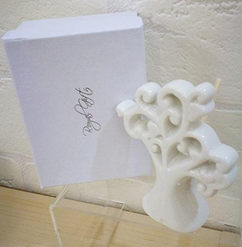 Subito disponibile 6 pezzi profumatore albero della vita da 11 cm in porcellana