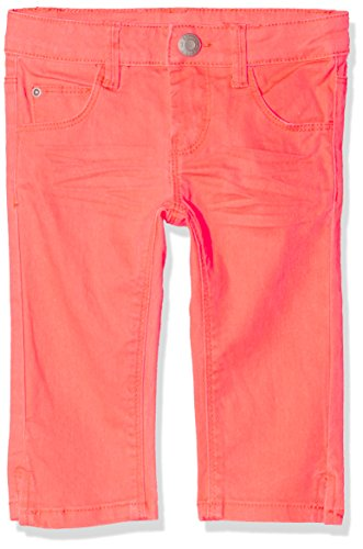 Mädchen Neon Coral (ESPRIT KIDS Mädchen RL2915304 Jeans, Orange (Neon Coral 327), 128)