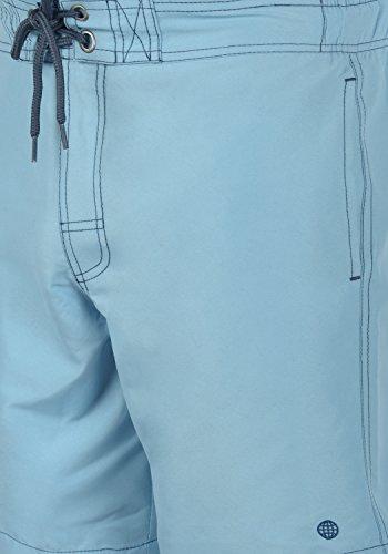 ... BLEND Gomes Herren Schwimmhose Swim-Shorts kurze Hose Badehose Steel  Blue (74634)